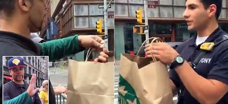 紐約恐襲發生之後,這段發上網絡的視頻感動了無數人…
