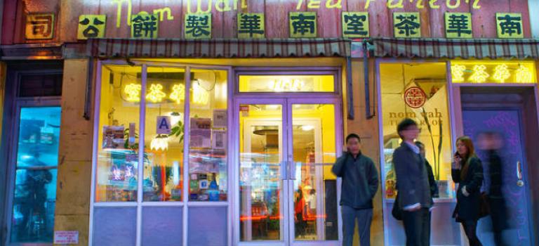 紐約南華茶室要擴店囉,最老點心店不用排隊了!