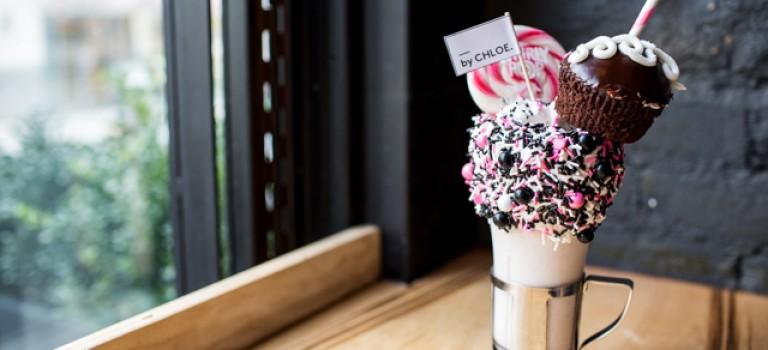 紐約兩家網紅美食餐廳聯手推出限時全素奶昔:美味加倍!
