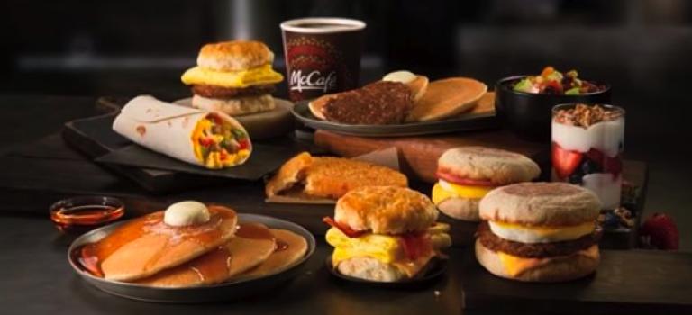 """麥當勞推出全新早餐""""歡樂套餐""""挽救人氣,超健康!"""