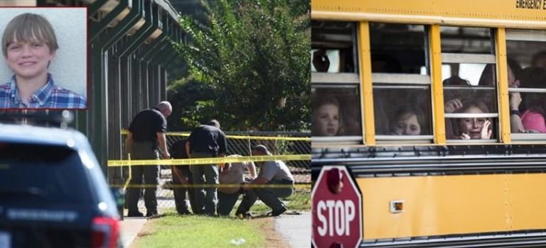 震驚!美南卡州小學發生槍擊案3人受傷:兇手為年僅14歲的少年!