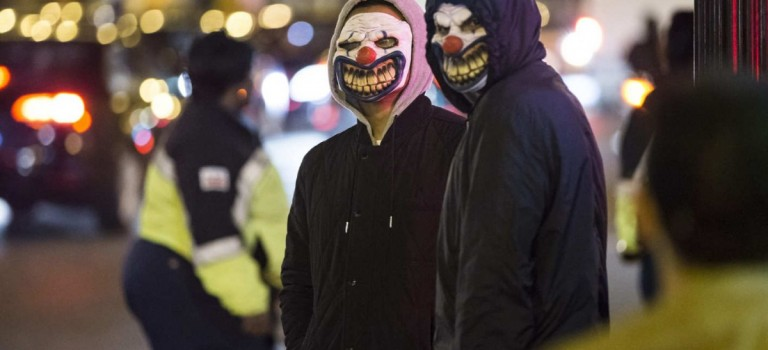 恐怖小丑案全美頻發!紐約警方:不要害怕,不要掉入圈套!