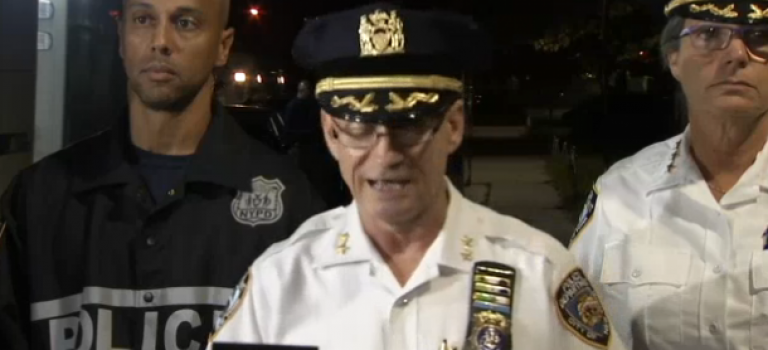 【視頻】紐約再傳警察開槍殺人案件,66歲婦人成受害者