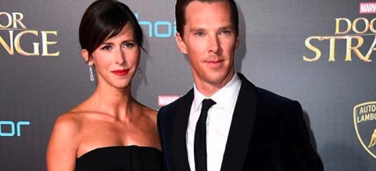 卷福Benedict跟老婆宣佈迎接二娃,粉絲比本人還要期待!