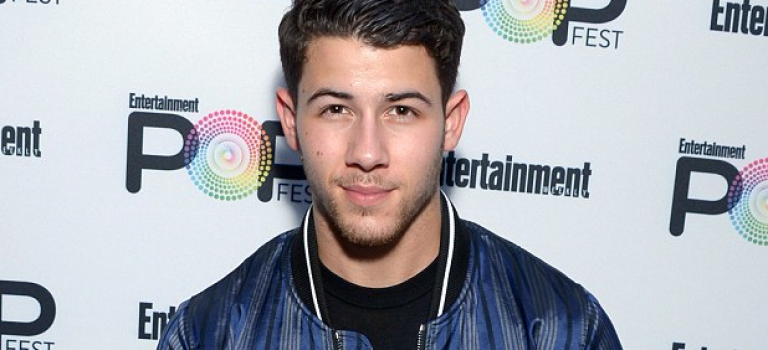 小鮮肉Nick Jonas 大方露肌肉,粉絲直呼受不了