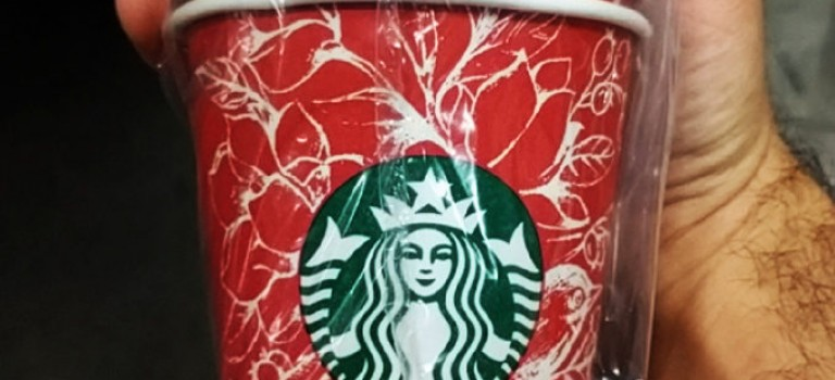 紅色聖誕杯上市:星巴克買一送一的冬季特飲優惠又來啦!