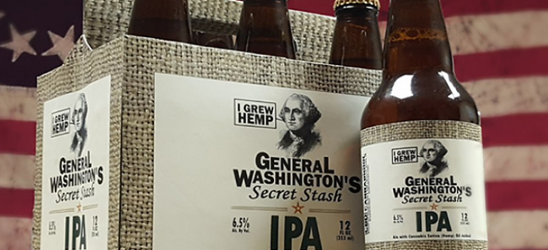 噓~來自大麻州的大麻啤酒全美開售啦!喝了就能嗨上天?