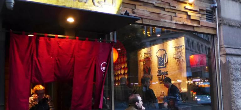 一風堂推出全素拉麵,还有大阪燒和碳烤雞肉