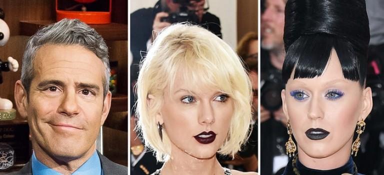 著名主持人出書揭露:Taylor和Katy積怨很深很難調和!