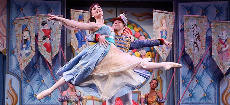 美到哭的芭蕾舞劇《胡桃匣子》12月免費上演:先到先得