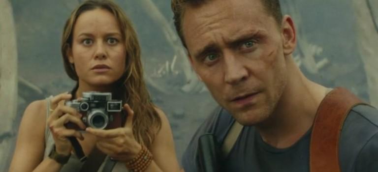 【完整預告】你們老公抖森新電影要上映啦,要和金剛比肌肉!
