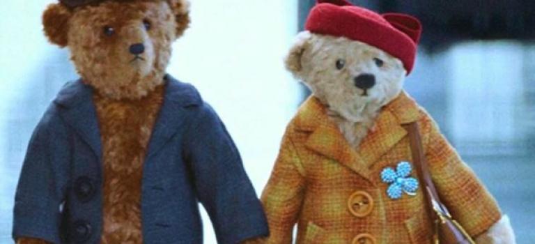 【超強廣告】泰迪熊遊英國,最後的結局超感人!