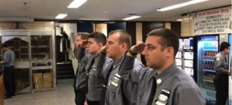 【視頻】現在全世界都在瘋這個!連NYPD也加入Mannequin Challenge!