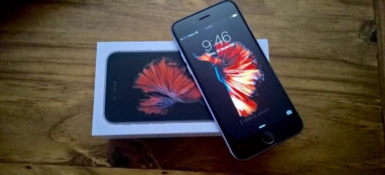風一吹就沒電?iPhone 6S無故關機,蘋果公司免費提供更換電池