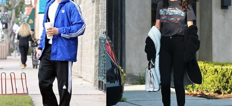 小賈不修邊幅,Selena又瘦一圈:兩人怎麼了?