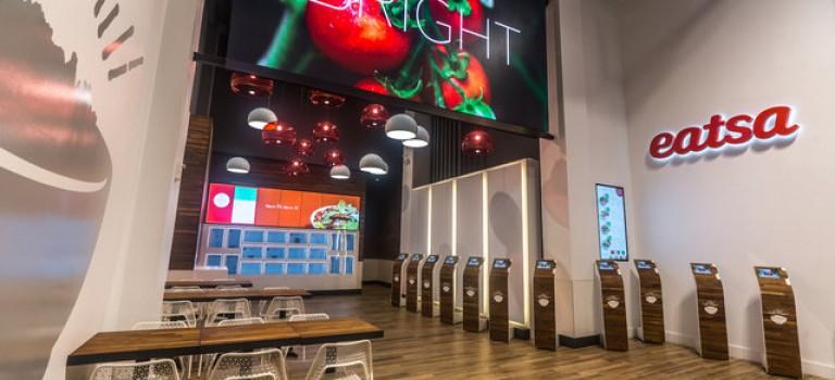 高科技、全自動無人餐廳本週五駕到紐約!全部$6.95,超級酷!
