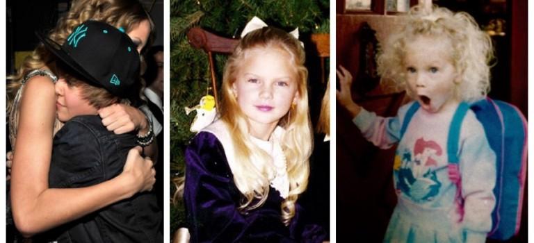 15張照片回顧小天后Taylor的成長史:27歲生日快樂啦!