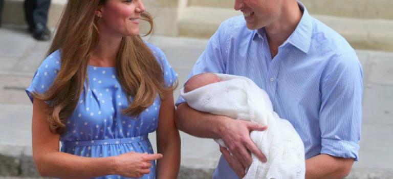 恭喜夫人賀喜老爺!凱特王妃又懷第三胎囉~