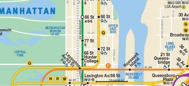 紐約2大道嶄新地鐵站再次開放,2017年元旦Q車地鐵正式更新運營路線