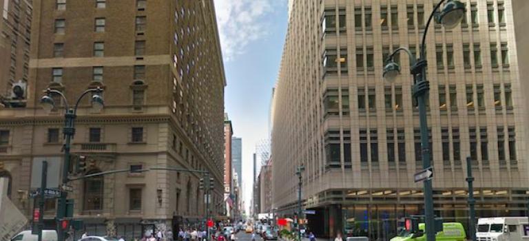 即將或是已經在紐約準備跨年的人注意,觀光客於中城被刺!