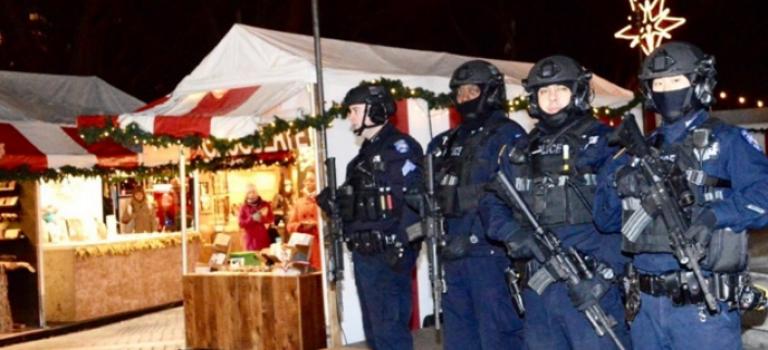 柏林恐襲第二天,紐約警方表示:嚴正把守聖誕集市,請市民安心過節!
