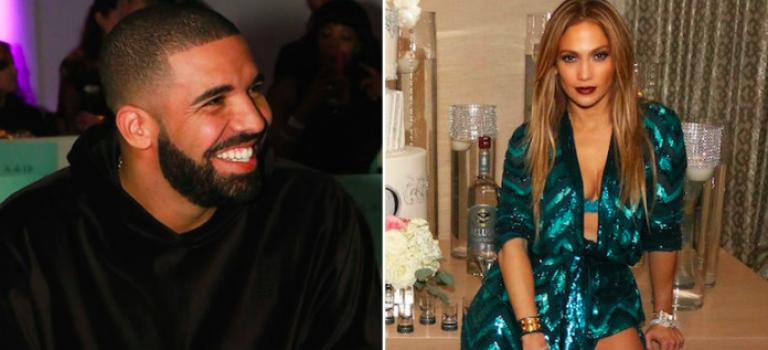 嘻哈天王跟拉丁天后在一起?!J Lo爆出秘戀Drake!