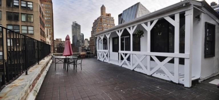 屋頂酒吧有什麼好?紐約Rooftop Studio成最搶手房型,租金只要…..