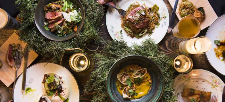 紐約聖誕節怎麼吃?!這些餐廳幫你準備好~