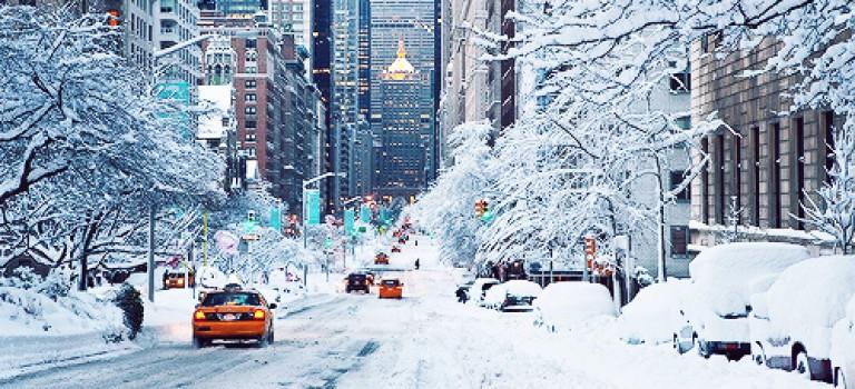 期盼白色聖誕節?氣象專家:紐約連續第七年聖誕無降雪!