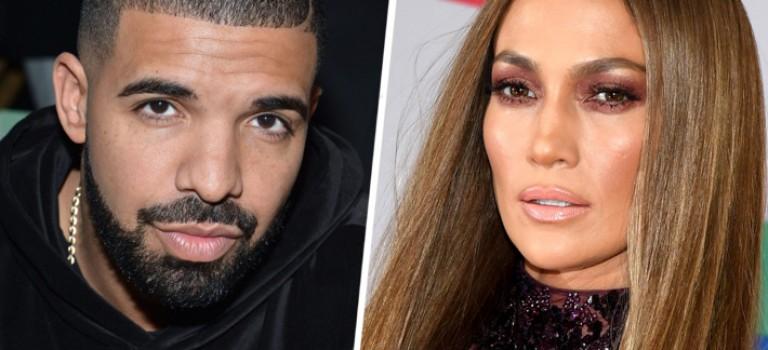 OMG!47歲J Lo和30歲Drake戀情成真:高調曬照片宣告相戀!
