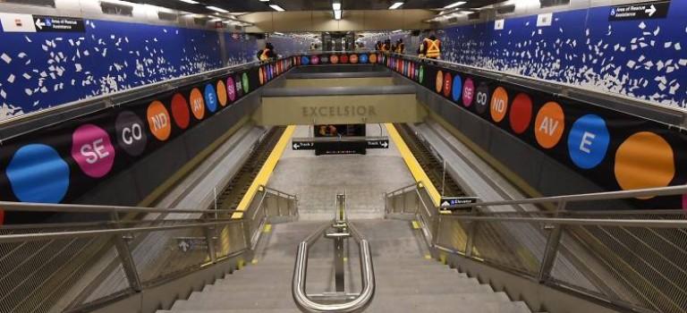 想成為新Q線史上第一班地鐵乘客?首發時間你一定要知道!