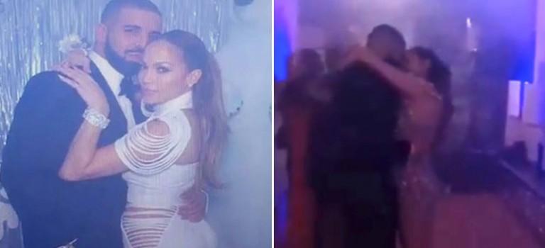 不得了!Drake和J Lo貼身熱舞親吻視頻曝光坐實戀情!