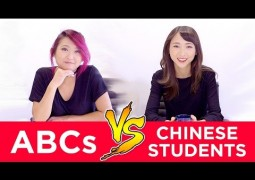 ABCs VS Chinese Students: ASIAN DATING APP TAKEOVER CHALLENGE | 美國華裔VS留學生:網路約會大作戰