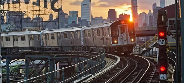紐約客最關心的排名出爐啦!2016年紐約地鐵最佳線路是……