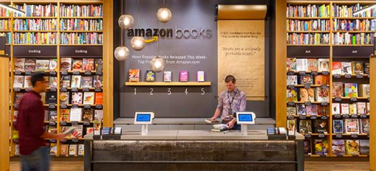 文藝青年們看過來,亞馬遜要在紐約曼哈頓開實體書店咯~
