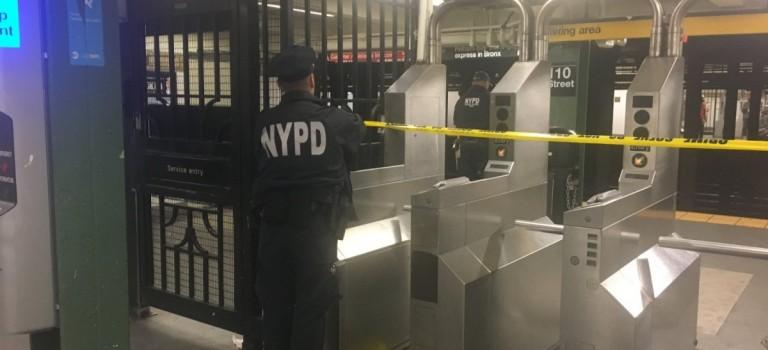 26歲男子紐約地鐵慘遭刀割,僅僅因為踩了嫌兇的腳!