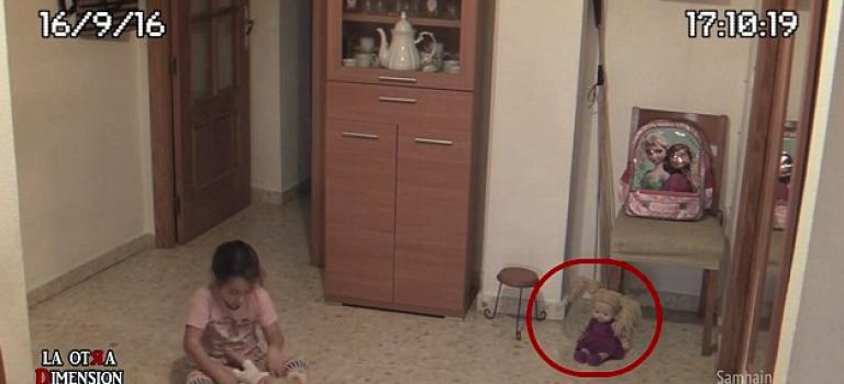 『鬼影實錄』真的不要給家裡的姑娘買洋娃娃…超可怕