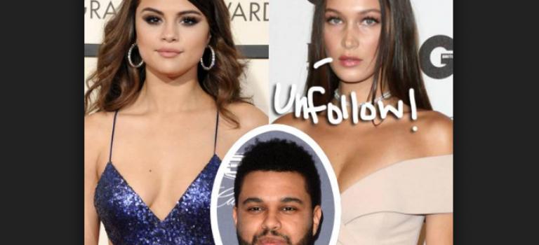 Bella生氣了!!事發后Instagram立馬取關Selena,朋友做不成!