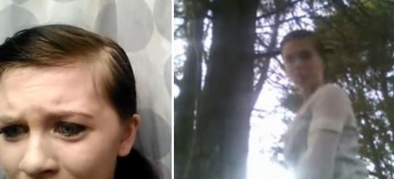 12歲女孩因遭家人性侵,臉書直播上吊自殺