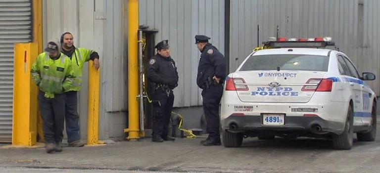 超可怕!!紐約垃圾轉運站驚現女性部分尸體及斷腿!