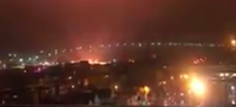 『視頻』紐約皇后區大爆炸,3000住戶受停電困擾