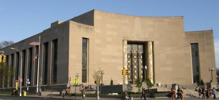 想在恢弘的布魯克林圖書館來一場徹夜派對嗎?免費活動和小食等你哦~