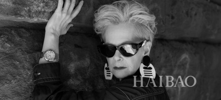 帥到哭! ! ! 63歲潮爆阿嫲LYN SLATER成紐約時尚新指標
