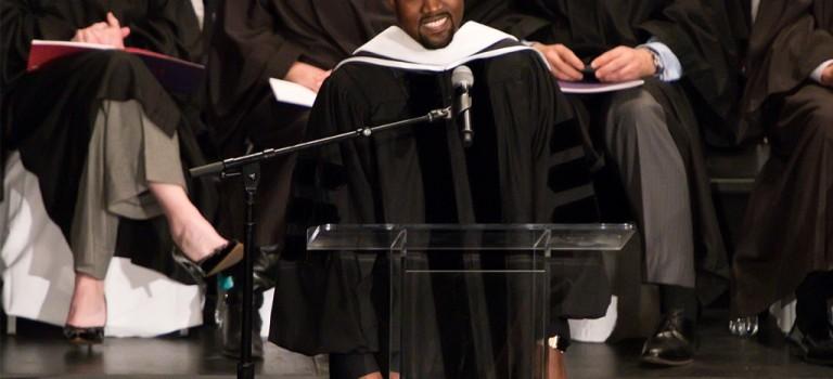 2020準總統Kanye West新動作:華盛頓大學開授課程