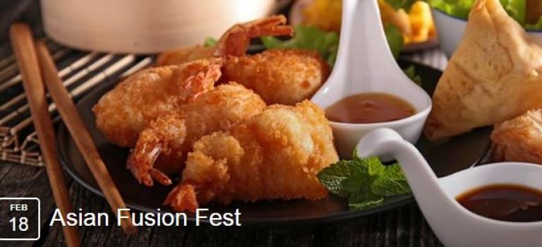 """[紐約美食] 2/18 """"新派創意料理節"""" Asian Fusion Fest攻略"""
