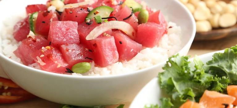 花$1就能吃上超美味夏威夷美食Pokébowl?本週六別忘了早起!