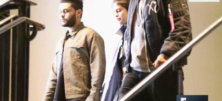 戀情是真的?!Selena和The Weeknd十指緊扣再放閃