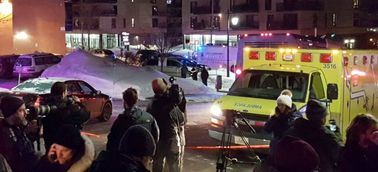 加拿大魁北克市一清真寺發生槍擊:6人死亡19人受傷,嫌犯為學生!