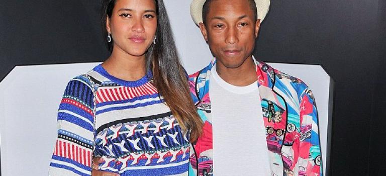 恭喜老爺賀喜夫人!嘻哈天王Pharrell 宣布跟老婆有了孩子~三胞胎!