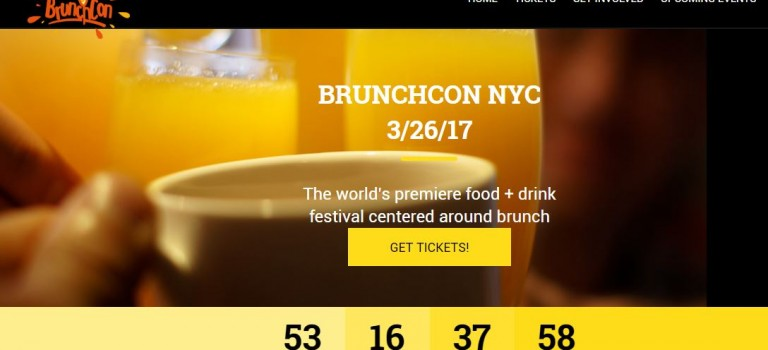 紐約真的什麼展都有! BrunchCon讓你吃盡各餐廳的早午餐